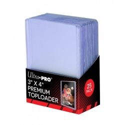 50 Current Comic Toploaders Premium Rigid Holder Fits in Short Long Box Topload